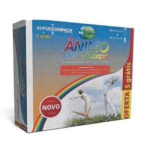 Ânimo 5HTP + Bacopa -  Fusion Pack