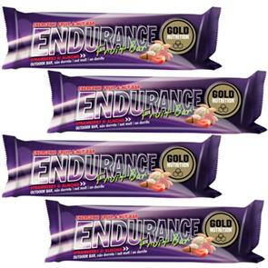 Endurance Fruit Bar - 4 unid. - GoldNutrition