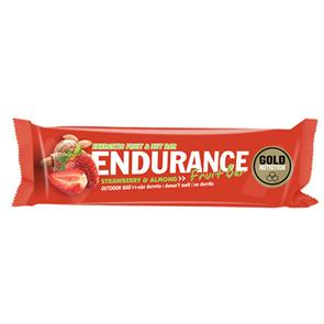 Endurance Fruit Bar Morango 40g - 1 unid. - GoldNutrition