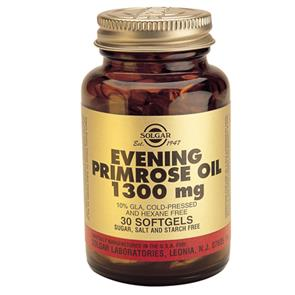 Evening Primrose Oil 1300mg - Solgar