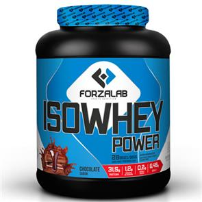 Iso Whey Power Chocolate - Forzalab