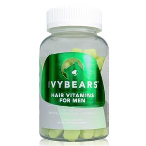 Ivy Bears Hair Vitamins for Men