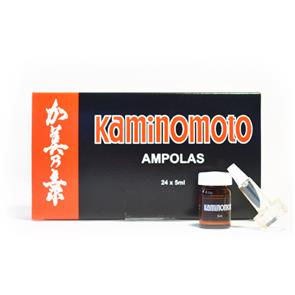 Kaminomoto Ampolas 24x5ml