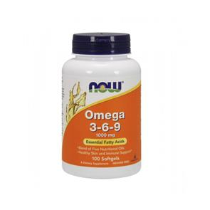 Omega 3-6-9 - NOW