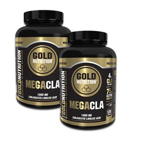 Pack 2 Mega CLA GoldNutrition - 20,99€ CADA