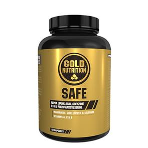 Safe 60 cápsulas GoldNutrition