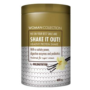Shake It Out - Woman Collection GoldNutrition