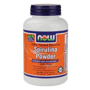 Spirulina Powder - NOW