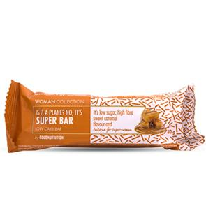 Super Bar 1 unid. Woman Collection GoldNutrition