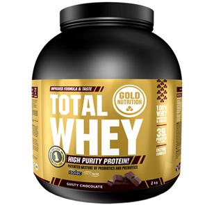 Total Whey Chocolate GoldNutrition - 2kg