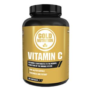 Vitamin C 500mg GoldNutrition