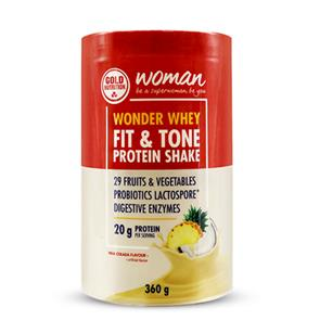 Wonder Whey 360g Woman Collection GoldNutrition