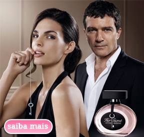Perfume Antonio Banderas Her Secret